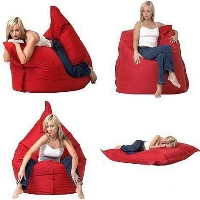 Какое кресло-грушу выбрать в квартиру